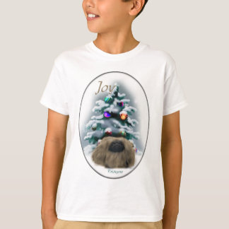 Pekingese Weihnachtsgeschenke T-Shirt