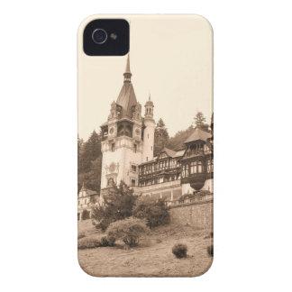 Peles Schloss in Sinaia, Rumänien iPhone 4 Hüllen