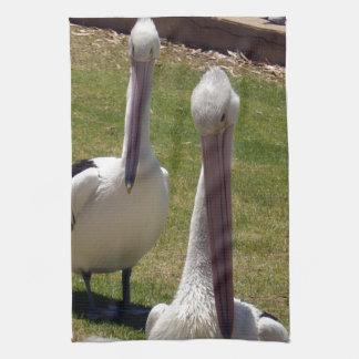 Pelican_Attitude, _ Geschirrtuch