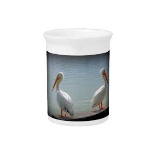 Pelikan-Freunde Getränke Pitcher