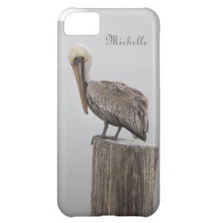Pelikan Louisianas Brown iPhone 5C Hülle