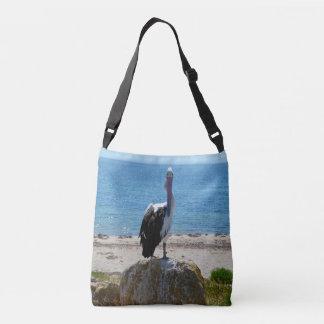 Pelikan mit dem Blick, Tragetaschen Mit Langen Trägern