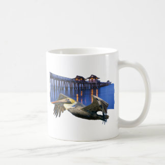 Pelikan-Pier Kaffeetasse