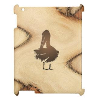 Pelikan rustikal iPad hülle