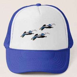 Pelikan-Vogel-Tier-Tiere Truckerkappe
