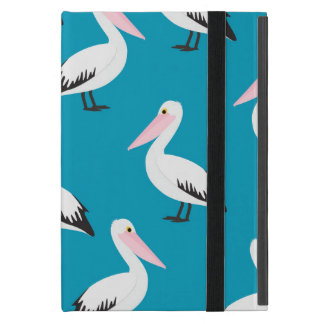 Pelikanmuster iPad Mini Schutzhülle