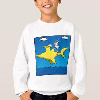 Pelikanschmerz Sweatshirt