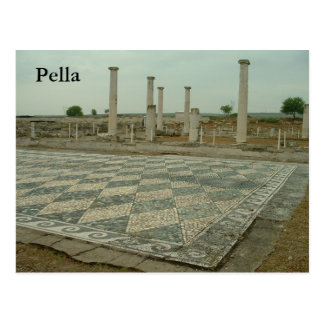 Pella Postkarte