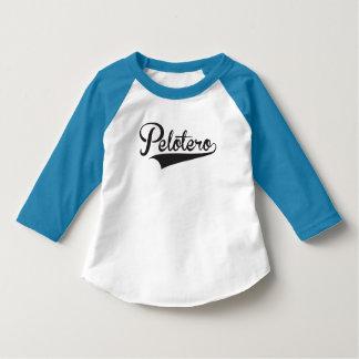 Pelotero™ kubanischer Baseball-Kleinkindraglan-T - T-Shirt