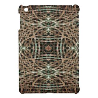 Pelz-Beschaffenheits-abstraktes Muster iPad Mini Hülle