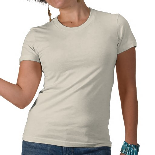 Pelz lässt Sie fetten T - Shirt schauen