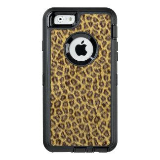 Pelzbeschaffenheit OtterBox iPhone 6/6s Hülle
