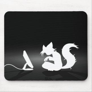 Pelzmousepad Mousepad