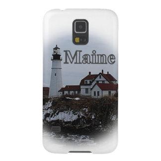 Pemaquid Punkt-Leuchtturm Samsung Galaxy S5 Hülle