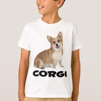 Pembroke-Walisercorgi-Hündchen-Jungen T-Shirt