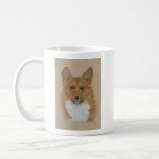 Pembroke-WaliserCorgi Kaffeetasse