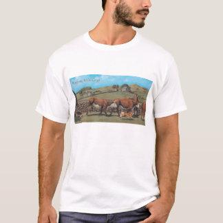 Pembroke-Walisercorgi-Shirt T-Shirt
