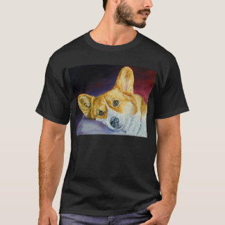 Pembroke-Walisercorgi-T-Shirt T-Shirt