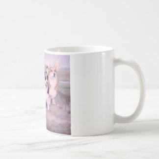 Pembroke-Walisercorgis-Malen Kaffeetasse