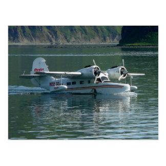 Penair Gans-Landung, niederländischer Hafen, AK Postkarte