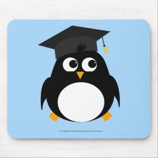 Penguin-Abschluss-Entwurf - Mousepad