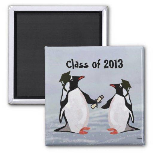 Penguin-Abschluss-Magneten Kühlschrankmagnete