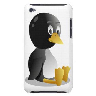 Penguin-Cartoon Case-Mate iPod Touch Hülle