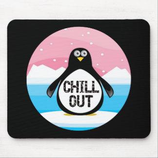 Penguin kühlen heraus lustige T - Shirt-Geschenke Mauspad