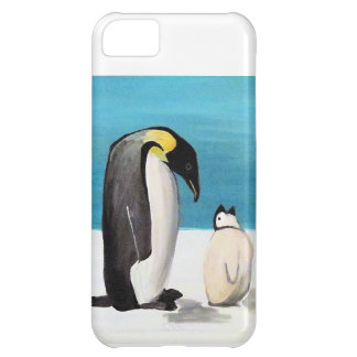 Penguin-Liebe iPhone 5C Hülle