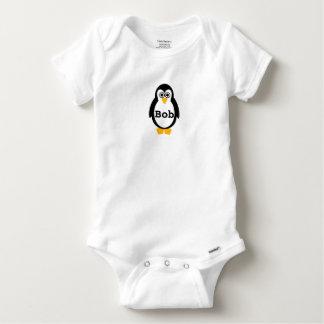 Penguin-Party Gerber Weste Baby Strampler