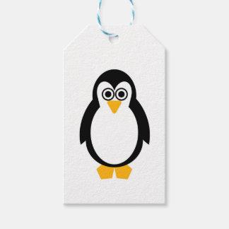 Penguin-Party-Geschenk-Umbauten Geschenkanhänger
