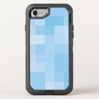 Pengulous Mosiac Baby-Blau Otterbox Fall OtterBox Defender iPhone 8/7 Hülle