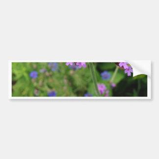 Penland lila Blume: Sallie durch meine Seite Autoaufkleber