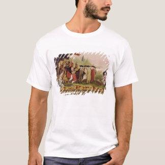 Penns Vertrag mit dem amerikanischen Ureinwohner T-Shirt