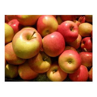 Pennsylvania-Apfel-Postkarte