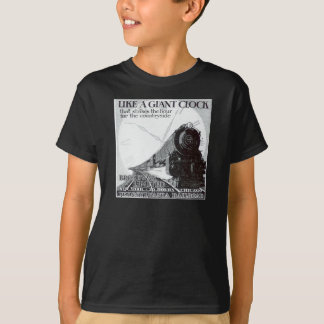 Pennsylvania-Eisenbahn Broadway begrenzte 1929 T-Shirt