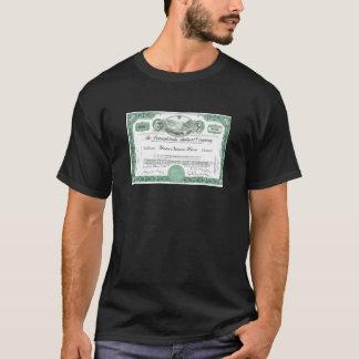 Pennsylvania-Eisenbahn-KUNDENSPEZIFISCHES T-Shirt