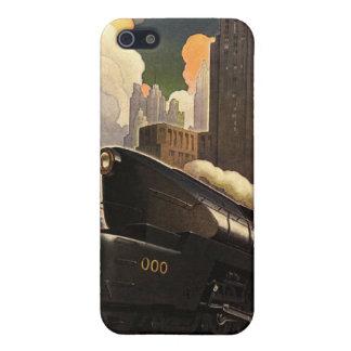 Pennsylvania-Eisenbahn-Plakat Etui Fürs iPhone 5