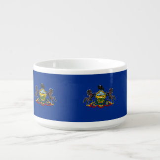 Pennsylvania-Flagge Kleine Suppentasse