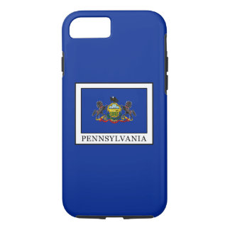 Pennsylvania iPhone 8/7 Hülle
