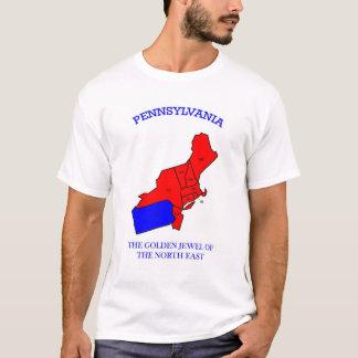 Pennsylvania ist das goldene Juwel der Ostküste T-Shirt