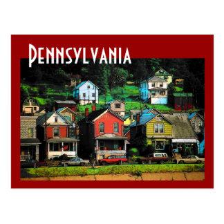 Pennsylvania-Postkarte Postkarte