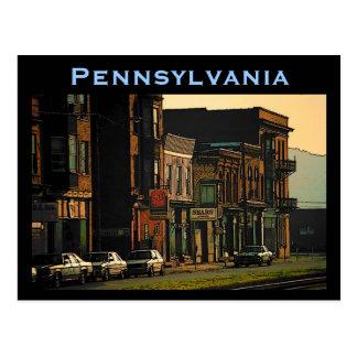 Pennsylvania-Postkarte Postkarten