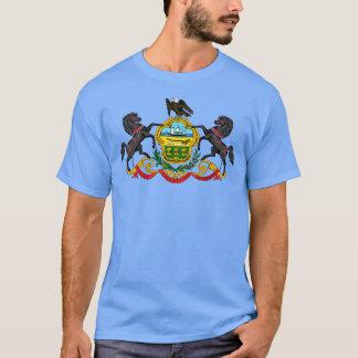 Pennsylvania-Wappen T - Shirt