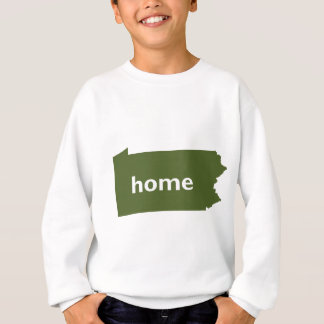 Pennsylvania-Zuhause Sweatshirt