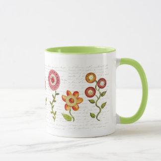 Penny-Blumen-Tasse Tasse