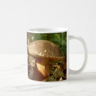 Penny-Brötchen-Pilz-Tasse Kaffeetasse