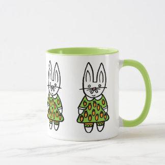 Penny das Kaninchen Tasse