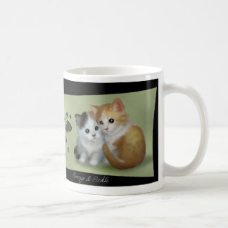 Penny und Essiggurke MugC Kaffeetasse