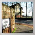 Penny-Weg Poster
